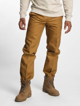 Dickies Chinot/Kangashousut Original 874 Work ruskea