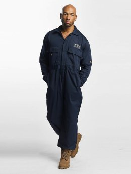 Dickies Jumpsuits Morrisville modrý