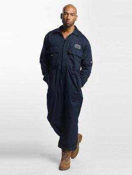 Dickies Jumpsuits Morrisville niebieski