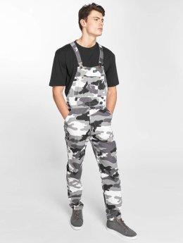 Dickies Männer Latzhose Purdon Bib in camouflage