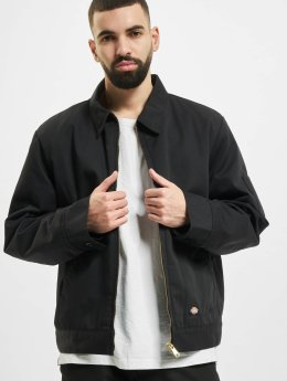 Dickies Lightweight Jacket Lined Eisenhower black