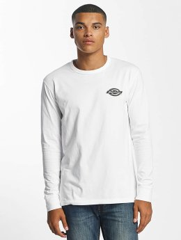 Dickies Longsleeve Pipersville wit