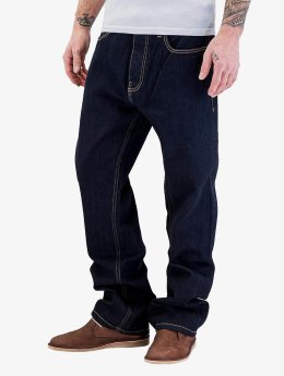 Dickies / Loose Fit Jeans Pensacola i blå