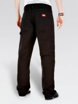 Dickies Carpenter Relaxed Fit Jeans Rinsed Black