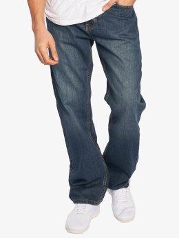 Dickies Loose Fit Jeans Pensacola  niebieski