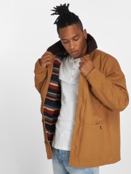 Dickies Manteau Norwood brun
