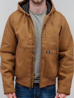 Dickies Manteau hiver Jefferson brun