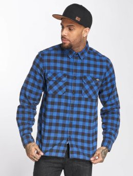 Dickies overhemd Rock Hall blauw