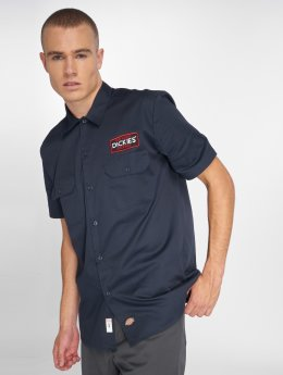 Dickies overhemd Riner blauw
