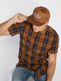 Dickies overhemd Lockesburg bruin