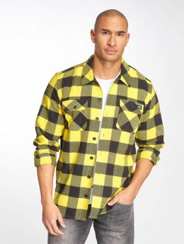 Dickies overhemd Sacramento geel
