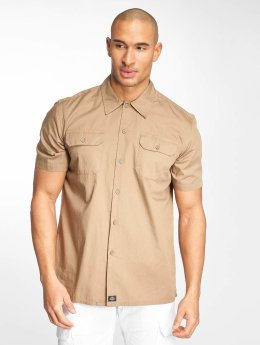 Dickies overhemd Talpa khaki