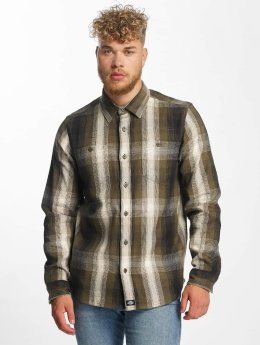 Dickies overhemd Parkesburg olijfgroen