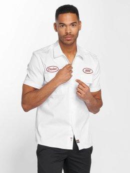 Dickies overhemd Rotonda South wit