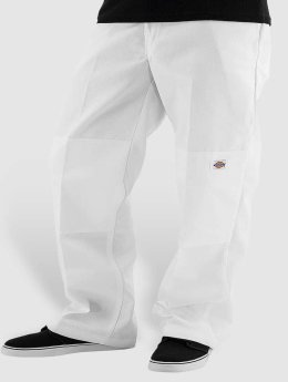 Dickies Pantalon chino Double Knee Work blanc