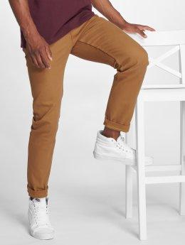 Dickies Pantalon chino Herndon brun
