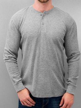 Dickies Pitkähihaiset paidat Lowell harmaa