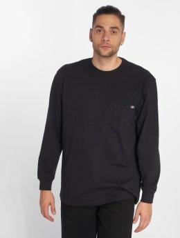 Dickies Pitkähihaiset paidat Pocket musta