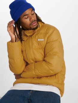 Dickies Puffer Jacket Oakvale yellow