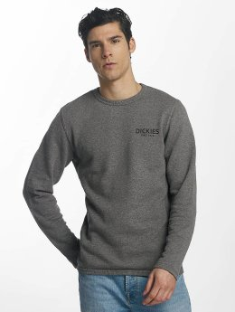 Dickies Rossville Sweatshirt Dark Grey Melange