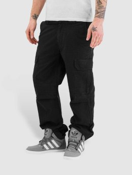 Dickies Reisitaskuhousut New York Cargo musta