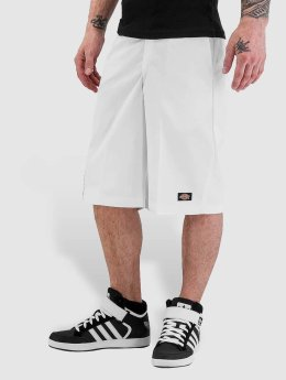 Dickies Short 13\ Multi-Use Pocket Work blanc