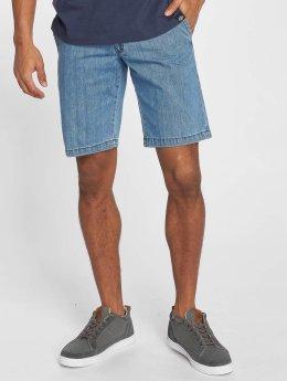 Dickies Denim Work Shorts Bleach Washed