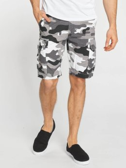Dickies New York Shorts White Camouflage