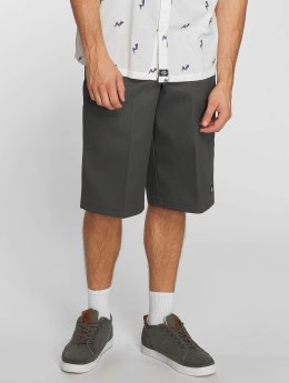 Dickies Shorts 15 Inch Multi Pocket grau