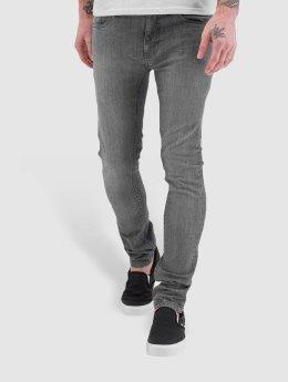 Dickies Skinny Jeans Louisiana szary