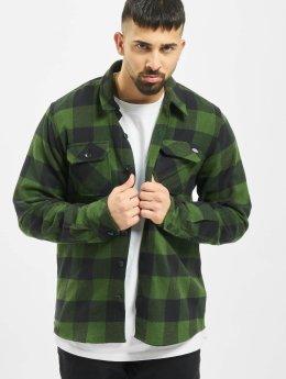 Dickies Skjorte Sacramento grøn
