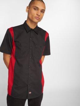 Dickies Skjorte 2-Tone Work sort