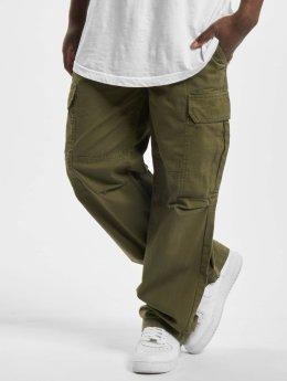 Dickies Spodnie Chino/Cargo New York oliwkowy