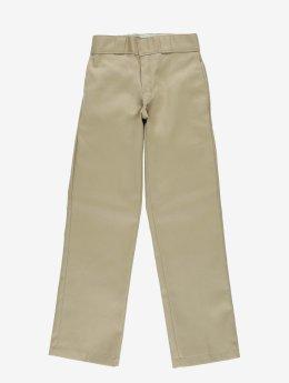 Dickies Spodnie wizytowe Flex  bezowy