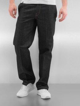Dickies Straight fit jeans Denim blauw