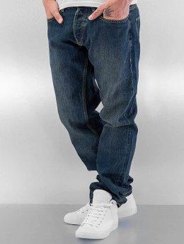 Dickies Straight Fit Jeans Michigan modrý