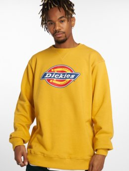 Dickies Swetry Harrison zólty