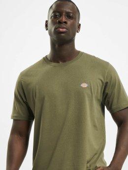 Dickies T-paidat Stockdale oliivi