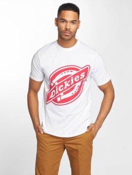 Dickies T-Shirt Johnson City blanc