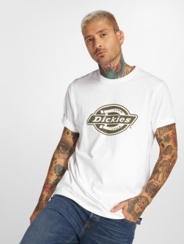 Dickies T-Shirt HS One Colour blanc