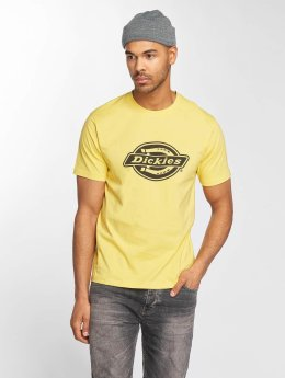 Dickies t-shirt HS One Colour geel