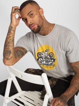 Dickies T-Shirt Middletown grau