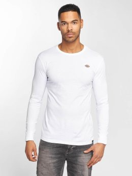Dickies T-Shirt manches longues Round Rock blanc