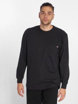 Dickies T-Shirt manches longues Pocket noir