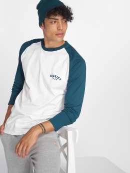 Dickies T-Shirt manches longues Baseball turquoise