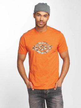 Dickies t-shirt HS One Color oranje