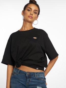 Dickies Frauen T-Shirt Stockdale in schwarz