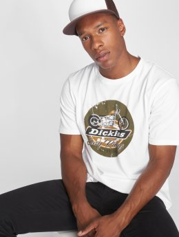 Dickies t-shirt Middletown wit