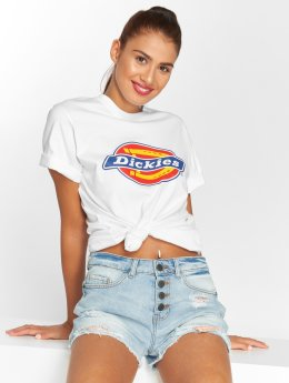 Dickies t-shirt Horseshoe wit