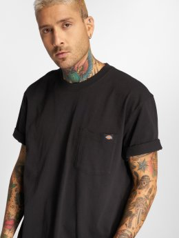 Dickies t-shirt Pocket zwart